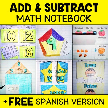 Interactive Notebooks Bundle