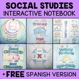 Social Studies Interactive Notebook Activities
