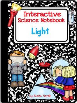Interactive Science Notebook:  Light