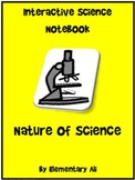Interactive Science Notebook: Nature of Science (STAAR & Common Core)