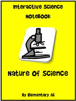 Interactive Science Notebook: Nature of Science (TEKS)