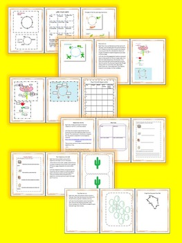 Interactive Science Notebook: Organisms and Environments (TEKS)