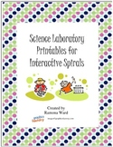 Interactive Science Notebook Printables