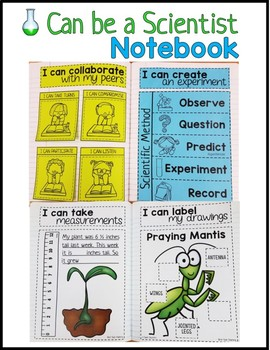 Interactive Science Notebook- Science Skills