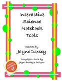 Interactive Science Notebook Tools