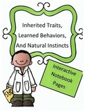 Inherited Traits Learned Behaviors and Natural Instincts Science