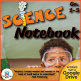 Interactive Science Notebook Grades 1-3 Distance Learning