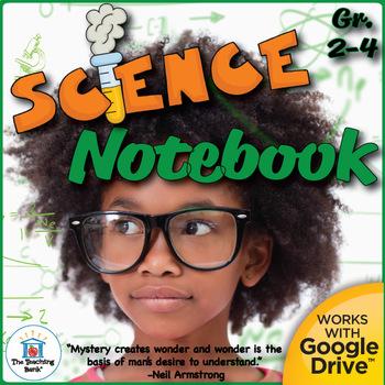 Interactive Science Notebook Grades 4-5
