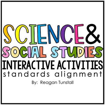 Interactive Science and Social Studies Standards Alignment