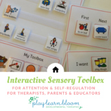 Interactive Sensory Toolbox for Attention & Self-Regulation