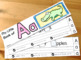 Interactive Sentence Booklets #1: Alphabet (Whimsy Worksho