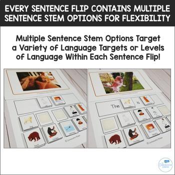 Interactive Sentence Flips - Growing Bundle!