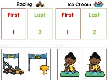 Interactive Sequencing Cards Scaffolded for Language Disorders