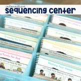 Interactive Sequencing Center   Story Sequencing