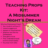 A Midsummer Night's Dream Teaching Props Kit :Shakespeare