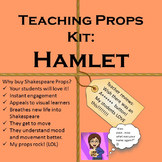 Hamlet Teaching Props Kit: Shakespeare Interactive