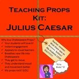 Julius Caesar Teaching Props Kit: Shakespeare