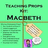 Macbeth Teaching Props Kit : Shakespeare