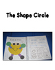 Interactive Shape Book Circle