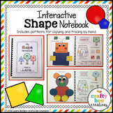 Interactive Shape Notebook