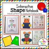 Shape Interactive Notebook