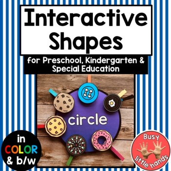 Interactive Shapes