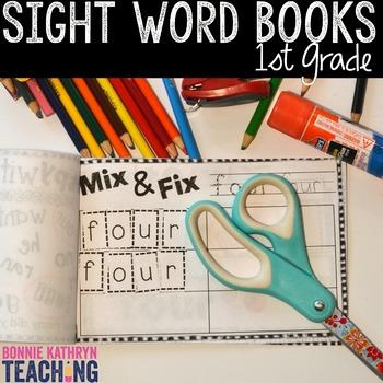 Interactive Sight Word Book- AN