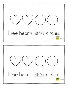 Interactive Sight Word Book {and} FREEBIE