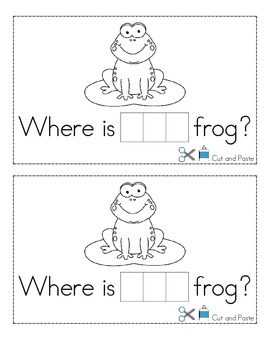 Interactive Sight Word Book {the}