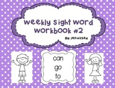 "Sight Word Interactive Booklet: ""can go to"""
