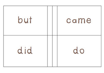 Interactive Sight Word Connect 5 Game