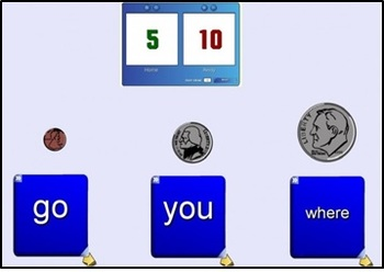 Sight Word Game - Interactive