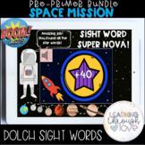 Interactive Sight Word Games - Pre-Primer BUNDLE - BOOM CARDS