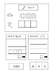 Interactive Sight Word Notebook