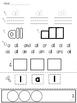 Interactive Sight Word Printables (No Prep) - Primer Words