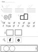 Interactive Sight Word Printables (No Prep) - 100 Fry Words