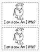 "Interactive Sight Word Reader- ""Am I LITTLE?"""