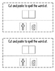 "Interactive Sight Word Reader- ""Animals AT the Zoo"""