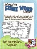 Interactive Sight Word Books