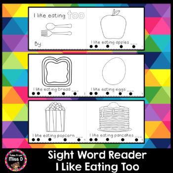 Sight Word Reader TOO