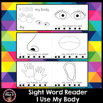 Sight Word Reader USE