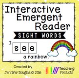 Sight Word Emergent Reader - Sight Word SEE