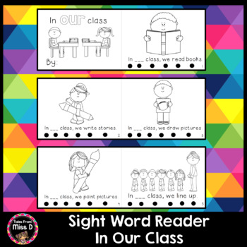 Sight Word Reader OUR
