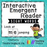 Sight Word Emergent Reader - Sight Word ME