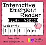 Emergent Reader - Sight Word LITTLE
