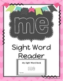Interactive Sight Word Reader: Me
