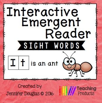 Emergent Reader - Sight Word IT