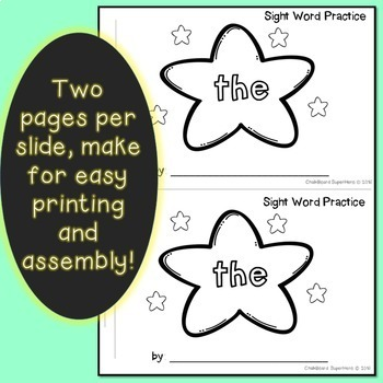 Interactive Sight Word Readers The Bundle {100 books}