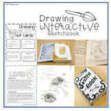 Interactive Sketchbook: Back To School Drawing Bundle