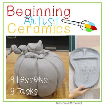 High School Art Introduction to Ceramics: A Semester Long Curriculum